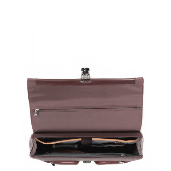 Business briefcase 1 Gusset S-Teem for 15.4