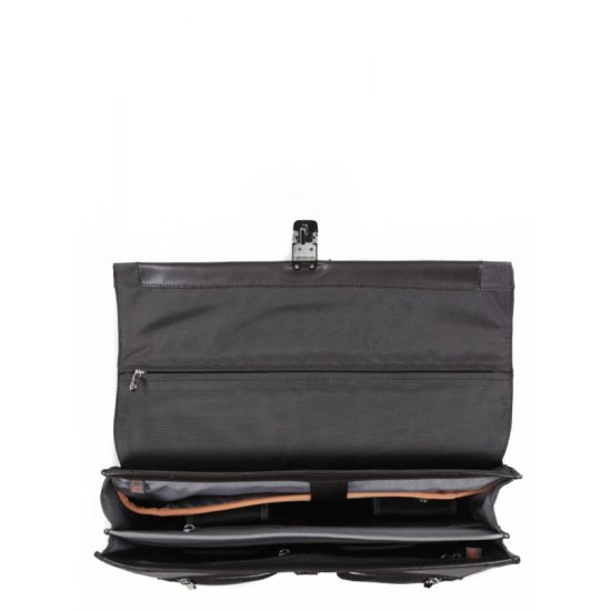 Business briefcase 2 Gussets S-Teem for 16.4