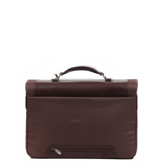 Business briefcase 3 Gussets S-Teem for 16.4