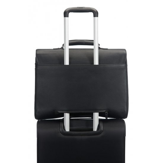 Equinox Briefcase 2 Gussets 15.6inch