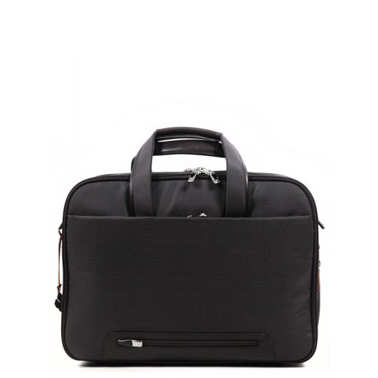 Business briefcase Expandable S-Teem for 15.6