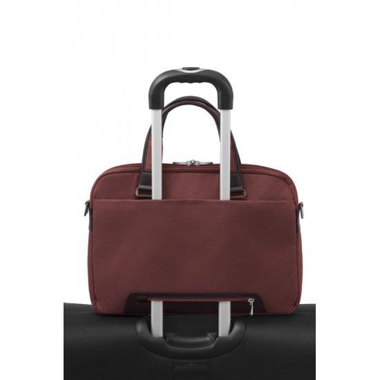 """Бизнес чанта  S-Teem за 14,1"""" лаптоп в ръждив цвят"""