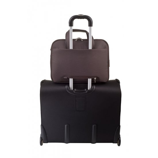 Business briefcase S-Teem for 15.6