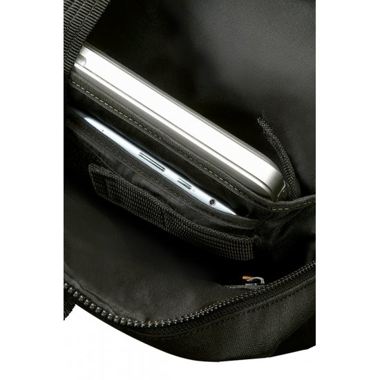 Sideways Laptop Bag 15.6inch Black/Grey