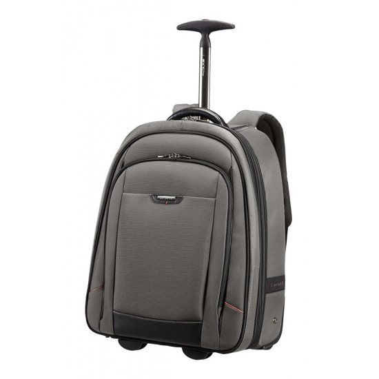 Pro-DLX″ Laptop Backpack with Wheels 43.9cm/17.3inch Magnetic Grey