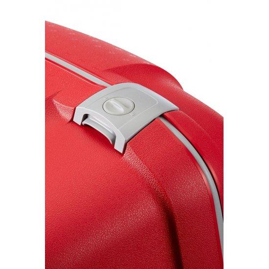 Red Spinner on 4 wheels Aeris 68cm.