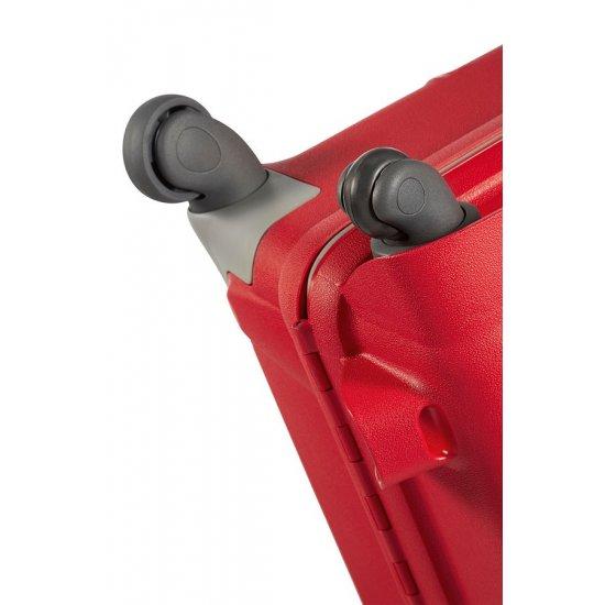 Red Spinner on 4 wheels Aeris 75cm.