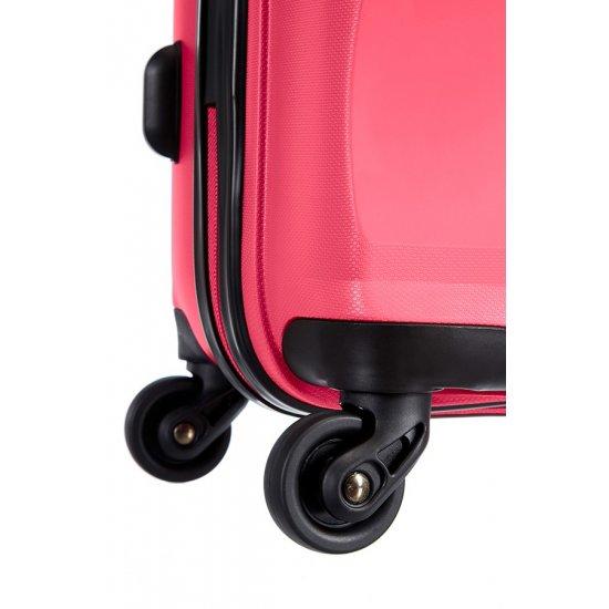 Bon Air 4-wheel cabin baggage Spinner suitcase 55cm Fresh Pink