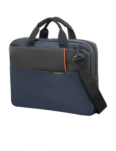 Qibyte Laptop Bag 15.6inch Blue - Bags