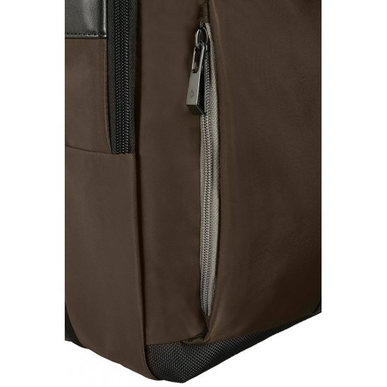 Openroad Bailhandle Expandable 39.6cm/15.6inch Jet Browen
