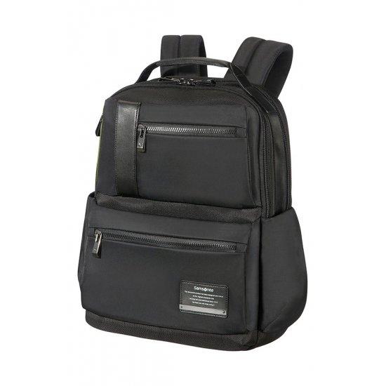 Openroad Laptop Backpack 35.8cm/14.1inch Chestnut Black