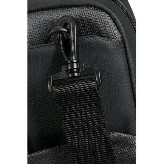 Qibyte Laptop Bag 17.3inch Black
