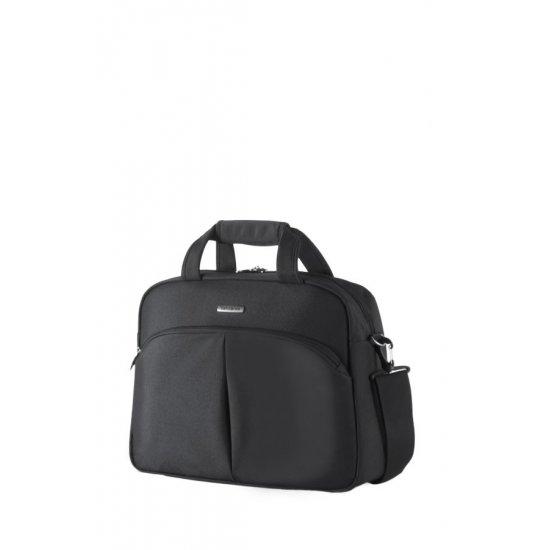 Чанта за рамо Cordoba Duo цвят графит