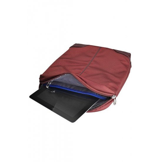 Crossover bag for iPAD 9.7' Rusty color