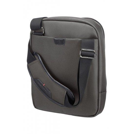 """Чанта за таблет за рамо 7""""- 9.7"""" PRO-DLX 4 в сив цвят"""