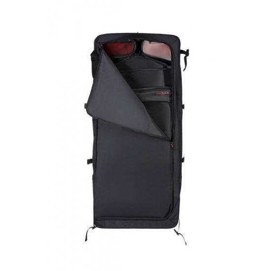 Pro-DLX″ Tri-Fold Garment Bag Black