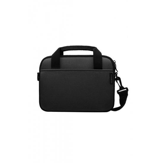 Black Laptop Sleeve type bag iPad 9.7