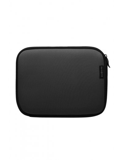 Black Laptop Sleeve type folder iPad 9.7 - Tablet cases 9'-10'