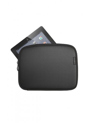 Black Laptop Sleeve type folder iPad 18.4  - Laptop sleeves 17' - 18'