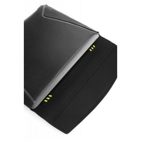 Black Thermo Tech Laptop Sleeve type post-office envelope iPad  9.7
