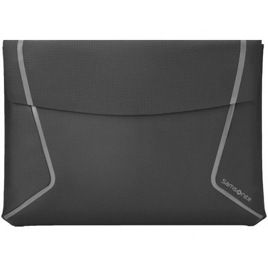 Black Thermo Tech Laptop Sleeve 10.1