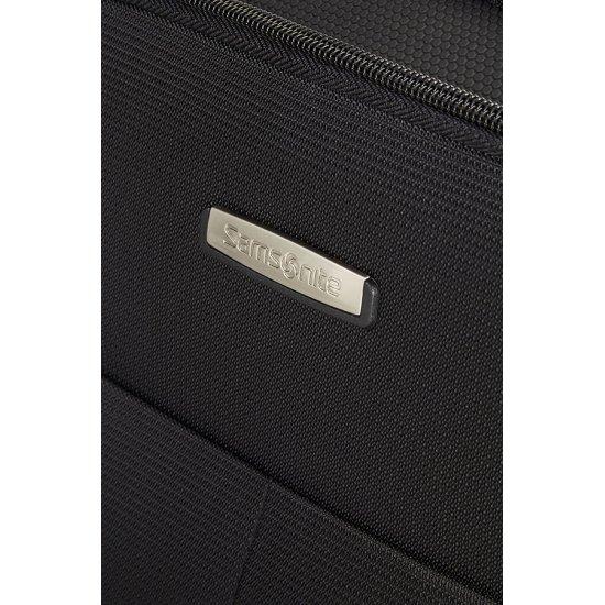 Черен куфар на 2 колела Ultracore 55 см