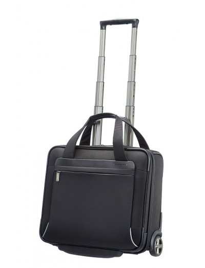 Black business case with wheels, 15.6'' laptop Spectrolite - Spectrolite