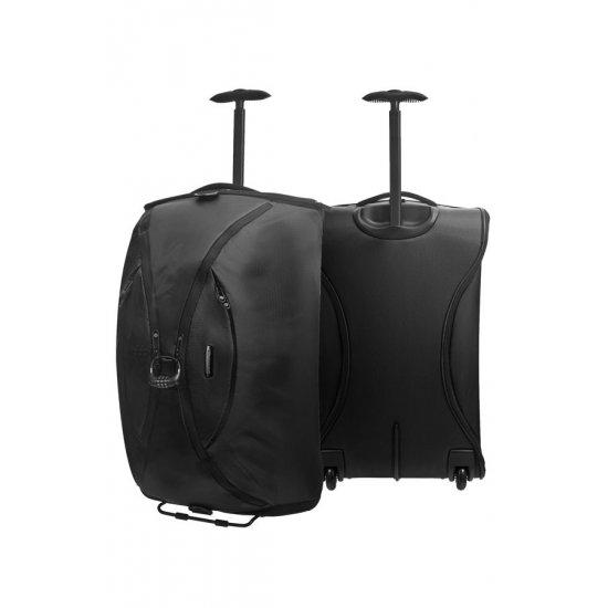 Черен сак на колела 63 см Duo Plyer