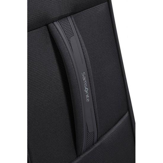 Black Ultracore Spinner on 4 wheels 55 cm.