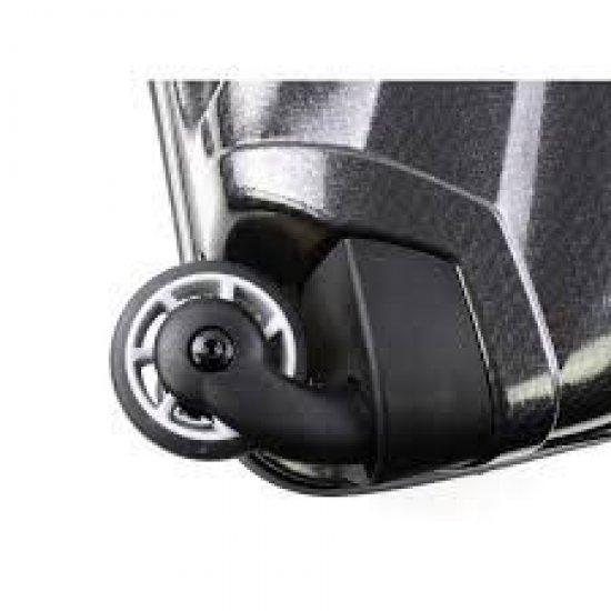 Черен спинер на 4 колела Firelite 80 см