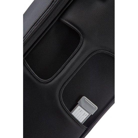 Черен спинер с допълнително разширение на 4 колела B-Lite 63 см