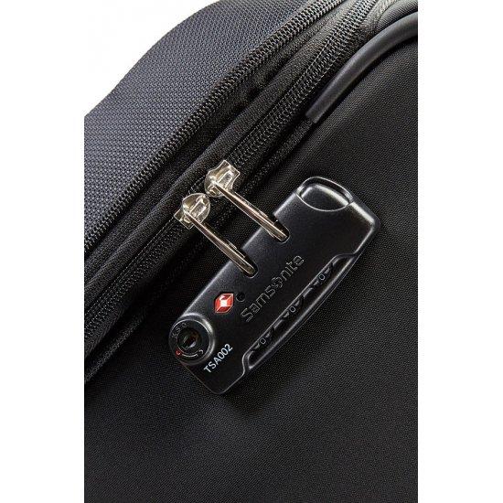 Черен спинер с допълнително разширение на 4 колела B-Lite 70 см