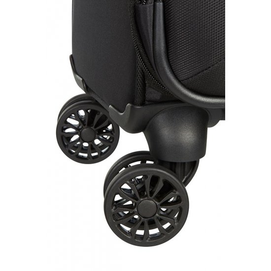 Black B-lite 3 Spinner on 4 wheels Expandable 71 cm.