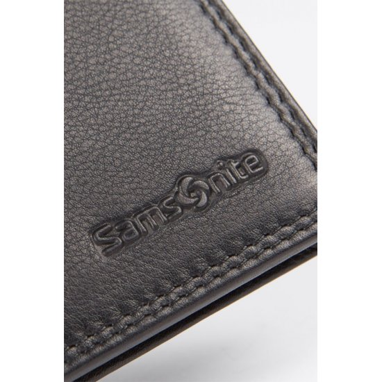 Attack SLG CC/Visit Card Holder Black