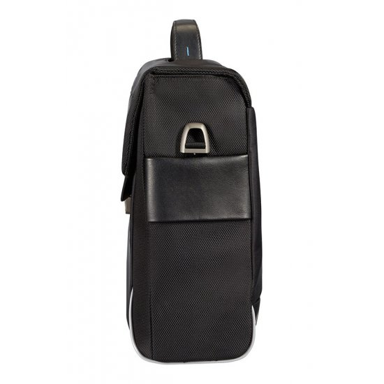 Balack business bag with 1 main compartment Spectrolite