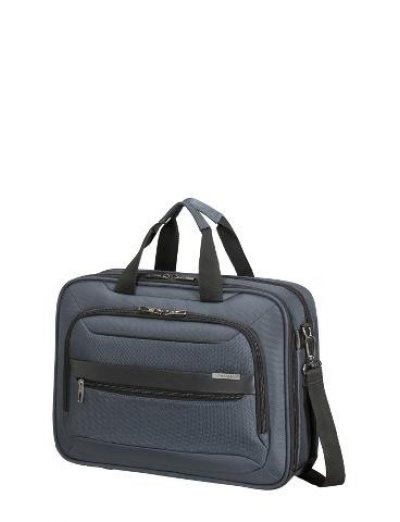 Vectura EVO Bailhandle M 39.6cm/15,6″ Blue - Business laptop bags