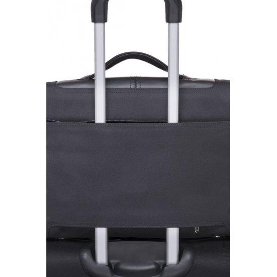 Black Briefcase Gusset 14.1