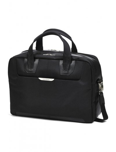 Green Briefcase Gusset 17 - Men's business bags