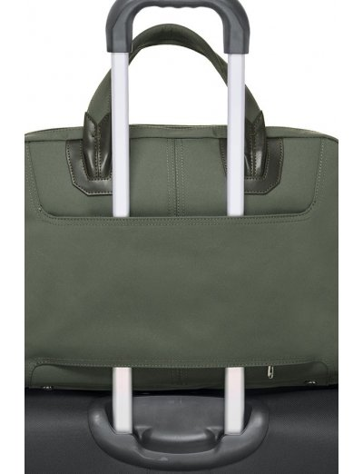 Green Briefcase Gusset 17 - Product Comparison