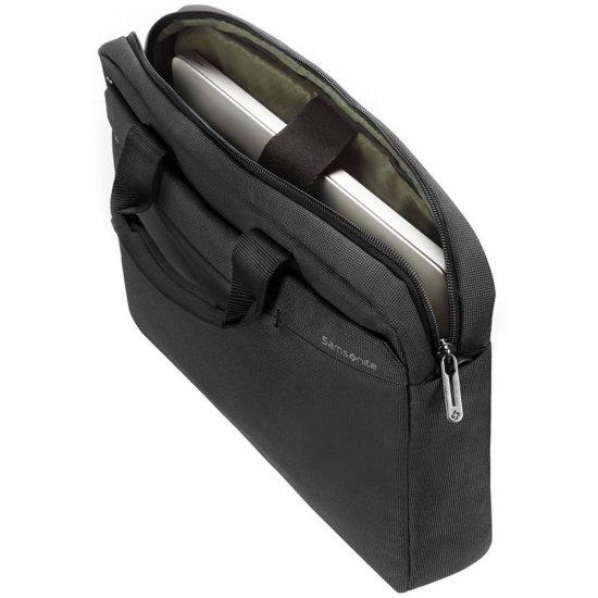 Black computer bag Network 2 11-12.1