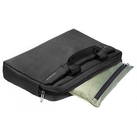 Black computer bag Network 2 13-14.1