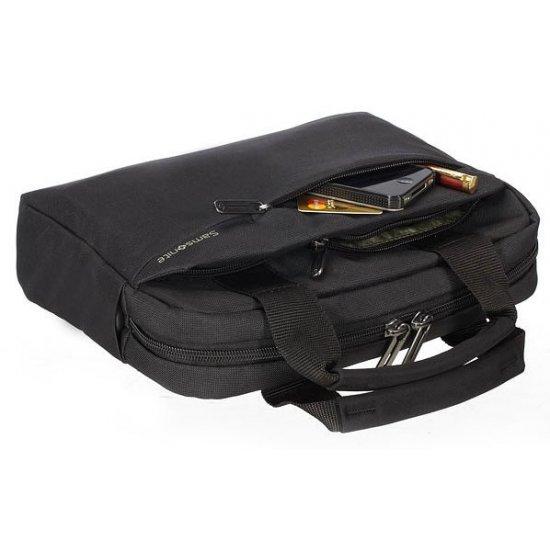 Black computer backpack Network 2 17.3