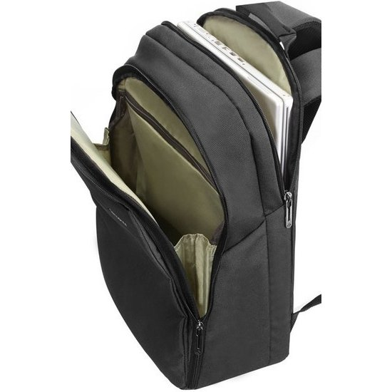 Black computer backpack Network 2 15-16