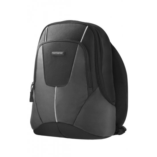 Black backpack 14.1