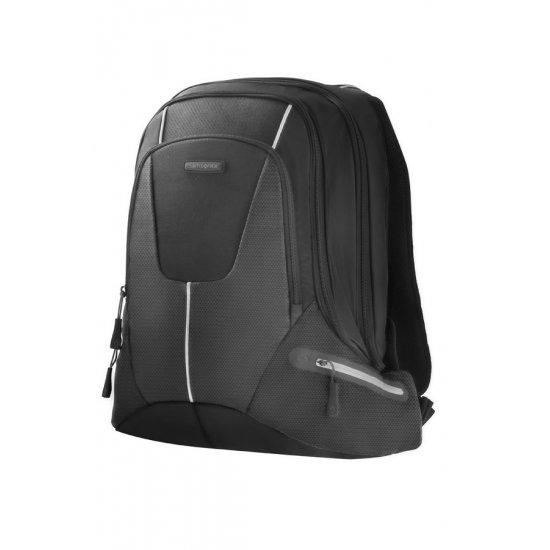 Черна раница за 15,6 инча лаптоп Inventure