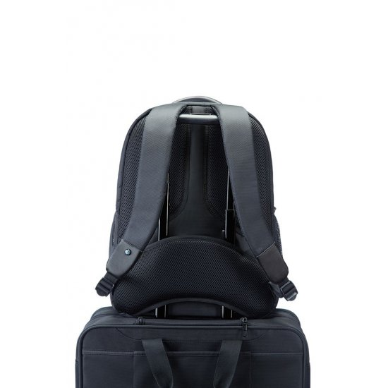 Vectura Laptop Backpack M 38.1-40.6cm/15-16″ Sea Grey
