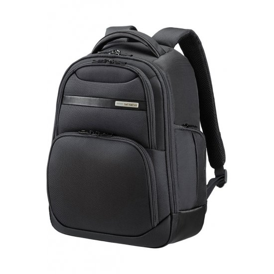 Vectura Laptop Backpack S 33-35.6cm/13-14″ Black