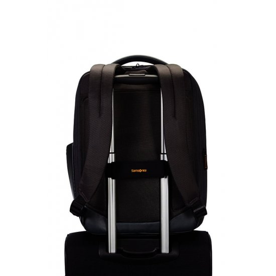 Cityscape Style Laptop Backpack Expandable /15.6inch