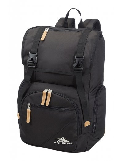 Black school laptop backpack High Sierra 14.1 - Product Comparison