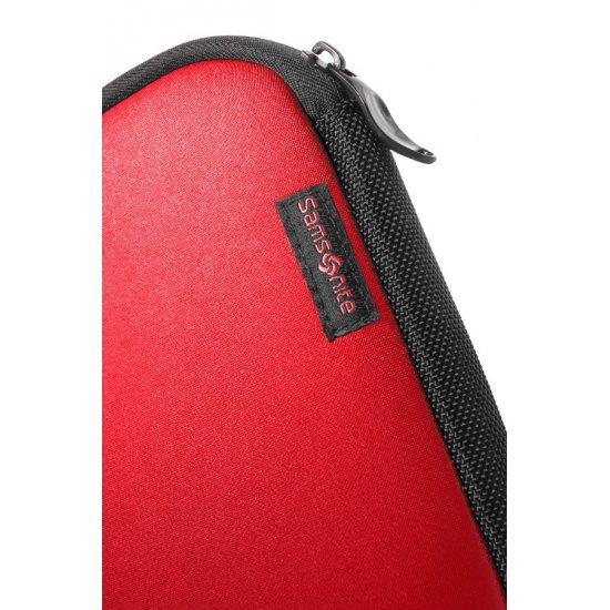 Black Laptop Sleeve type folder netbook 12.1